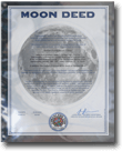 Gift Packaging -  Lunar Land - Buy An Acre Of Land On The Moon