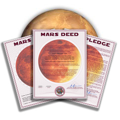 Mars Land Packages