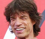 Mick Jagger - Lunar Land Owner