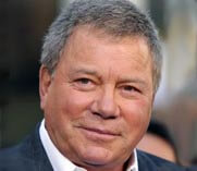 William Shatner - Lunar Land Owner