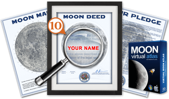 Lunar Moon Land Documents